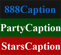 Stars/888/Party Caption