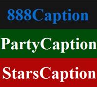 Stars/888/Party Caption